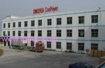 Coopower Battery Industrial co., Ltd.