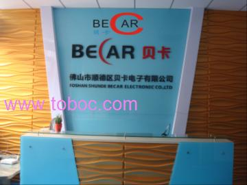 Becar Industrial Limited