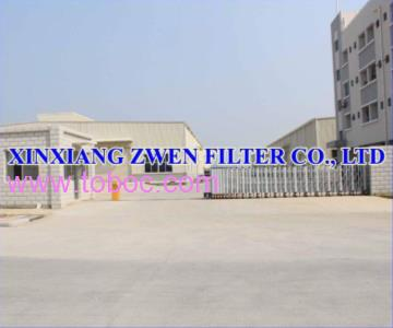 XINXIANG ZWEN FILTER CO.,LTD