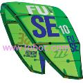 North Fuse 2013 Kiteboarding Water Relaunchable SLE Kite