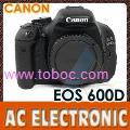Canon EOS 600D Digital Camera Body