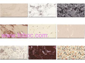 Artificial Stone China Quartz Stone Artificial Marble SlabTile - Fake marble slab