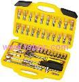 "46pcs 1/4"" Dr. Socket set"