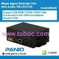 HDbeset Extender with Audi RS232 and POE